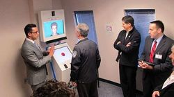 Soon, Lie-Detecting Security Kiosks At