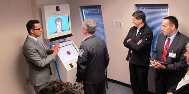 Soon, Lie-Detecting Security Kiosks At