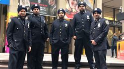 New York Police Department Will Now Allow Sikh Officers To Wear Turbans,