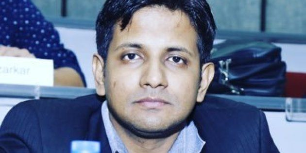 Bestseller Author Tuhin Sinha Appointed Spokesperson For Mumbai