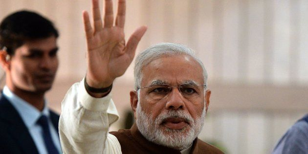 Massive Campaign Justifying Demonetisation Will Follow Modi's New Year's Eve Address To