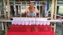 Weavers Of Mising Tribal Community In Assam Intertwine Technology With Traditional