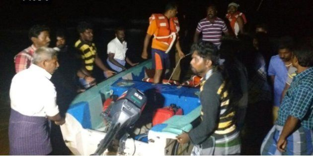 9 Killed After Boat Capsizes In Tamil Nadu's