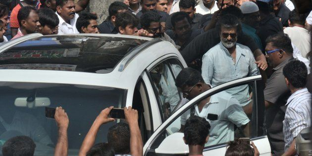 Rajinikanth Lends Support To Farmers, Pledges Rs One Crore To Help Interlink