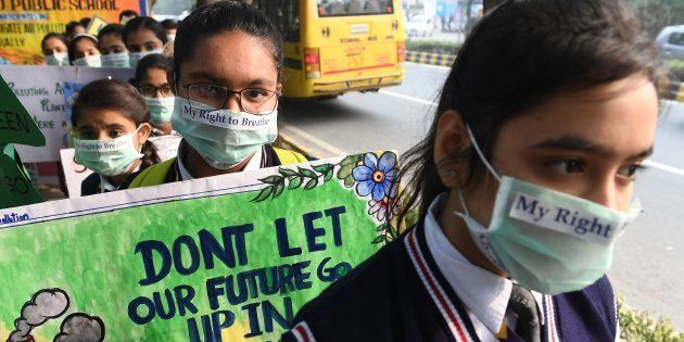 Why Masks Cannot Be A Solution To Delhi's Air Pollution