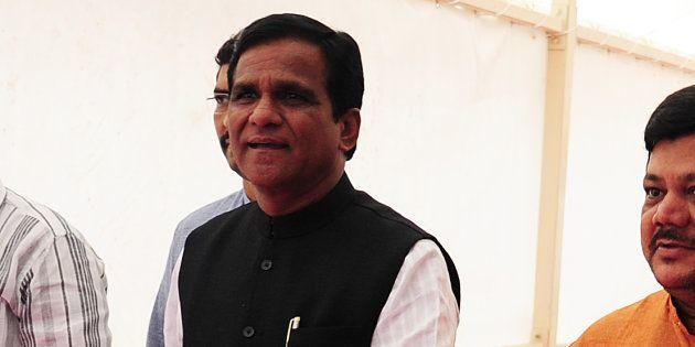 EC Slaps Case On Maharashtra BJP Chief Raosaheb Danve For Violating Election