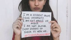 What The Trolling Of Gurmehar Kaur Says About How Indian Men View Women With