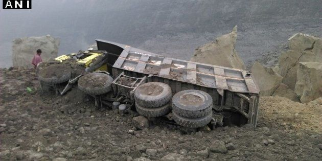40-50 People Feared Trapped Inside Collapsed Jharkhand Mine; Rescue Operations