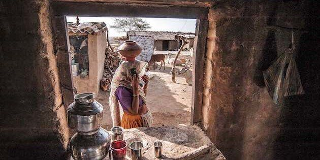 India's Rural Poor Haven't Benefitted Even A Little From The Famed Digital