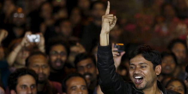 Probe Shows Kanhaiya Kumar Did Not Raise Anti-India Slogans In