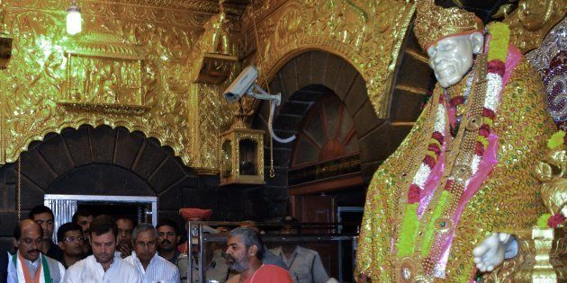 Shirdi's Saibaba Temple Gets ₹31.73 Crore In Donations Post