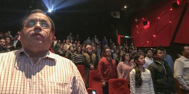 Playing National Anthem Not Mandatory In Cinema Halls, Says Supreme Court Modifying 2016