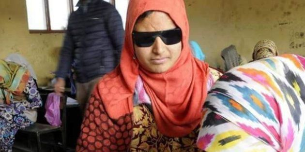 Blinded By Pellets In Kashmir, Insha Mushtashaq Passes Her Class 10