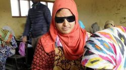 Blinded By Pellets In Kashmir, Insha Mushtashaq Passes Her Class 10