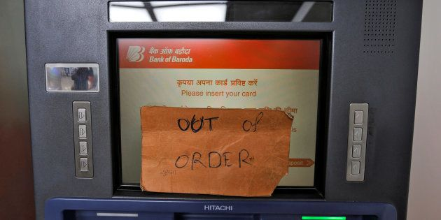 ATM Cash Withdrawal Limits Increased To ₹4,500 Per Day Per Card From Jan 1: