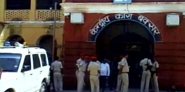 5 Prisoners, Including 4 Serving Life Terms, Escape From Buxar Central