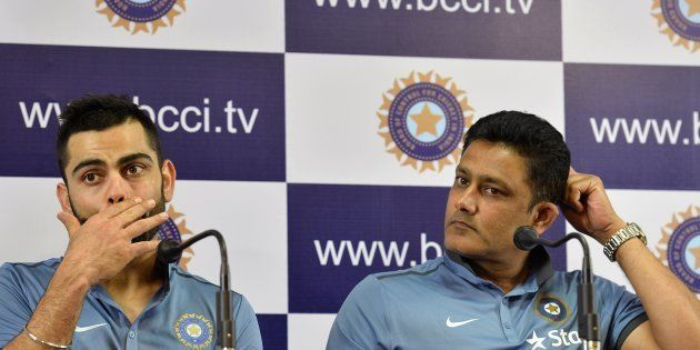 Anil Kumble Steps Down As India Coach Despite BCCI Wanting Him To Stay