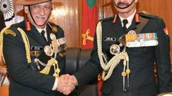 Lt General Bipin Rawat Takes Charge As New Army Chief, Air Marshal B S Dhanoa Takes Over The