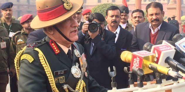 Will Not Hesitate To Use Force, Says New Army Chief General Bipin
