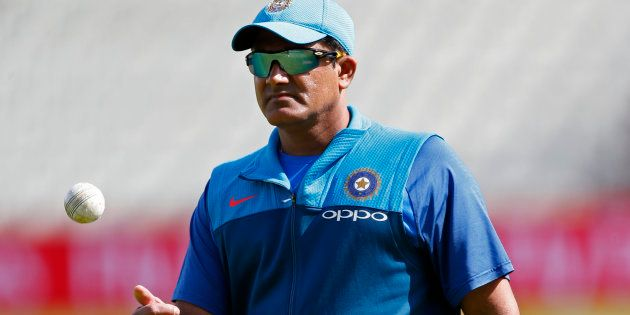 Here's What The Sports Fraternity Has To Say About Anil Kumble Quitting As India