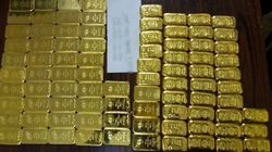 8.3 Kg Gold Biscuits Seized By DRI In Tamil