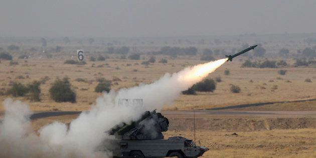 India Successfully Test Fires Another Advanced Air Defence Interceptor