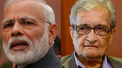 PM Narendra Modi Hits Out At Nobel Prize-Winning Economist Amartya Sen Over