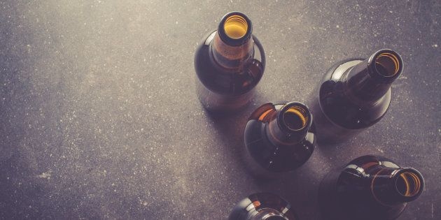 Man Dies After Smashing Beer Bottle On His Head At South Delhi