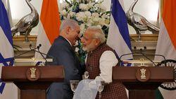 Netanyahu Says Israel, India Both Face Threat From Radical