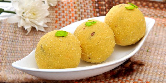 BJP Gives Up On Plan Of Laddoo Distribution After Storm Of