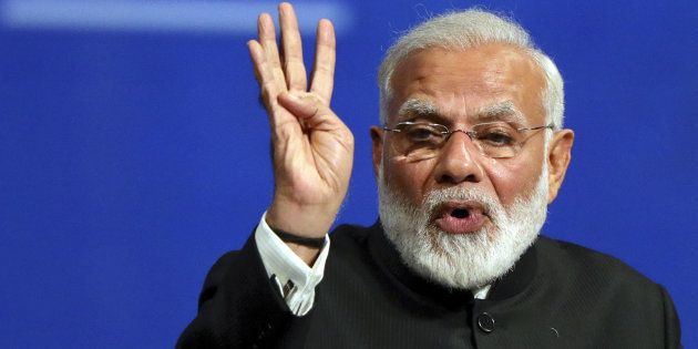PM Modi Eyes Breakthrough On US Surveillance Drones Ahead Of His Washington