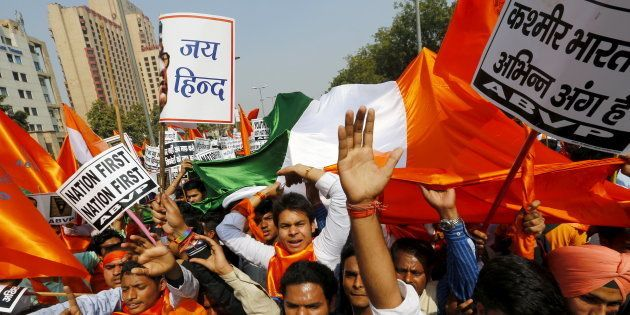 The ABVP Isn't Fighting A War 'Of' Ideas But A War 'Against'