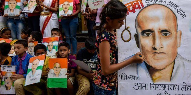 Pakistan Claims Kulbhushan Jadhav Submitted Mercy Petition To Its Army