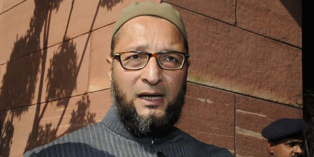 Both SP And BJP Losing In The 2017 UP Elections, Claims Asaduddin