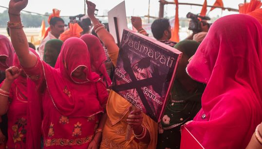 The Conflicted World Of The Rajput Women Who Wanted To Jump Into A Fire Over Deepika Padukone's