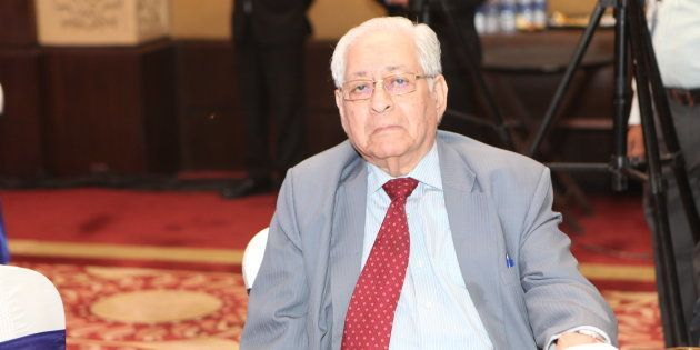 File photo of former Attorney-General of India Soli