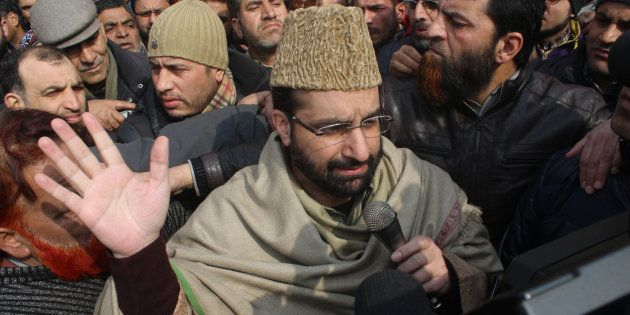 Mirwaiz Umar Farooq Condemns Lynching Of Police Officer In Srinagar's