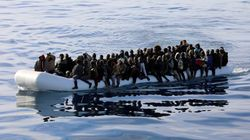 Migrant Boat Capsizes Off Libya, 90 Feared Dead, Mostly