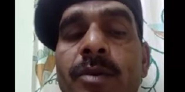 In A New Video Message To PM Modi, BSF Jawan Tej Bahadur Yadav Claims He's Being Mentally