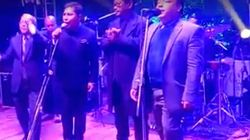 WATCH: The CM Who Sang A Beatles Classic With The Leader Of The