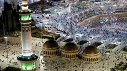 Saudi Arabia Foils Terror Attack On Mecca's Grand