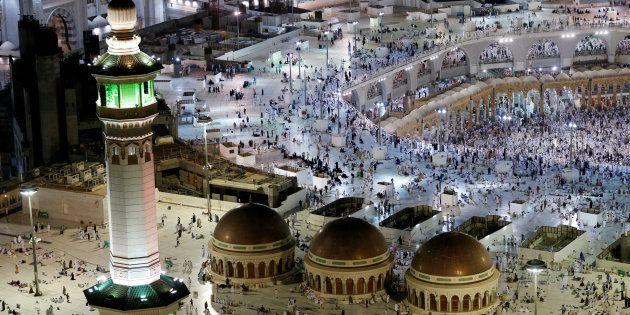Saudi Arabia Foils Terror Attack On Mecca's Grand