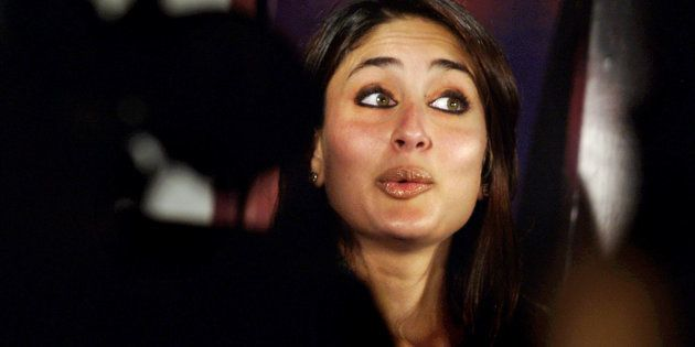File photo of Bollywood actress Kareena Kapoor