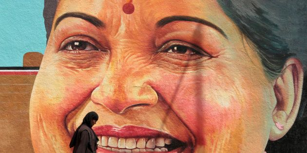 Jayalalithaa Was Hospitalized After Someone Pushed Her, Claims AIADMK