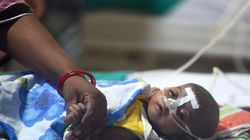 Bihar, MP, Rajasthan And Uttar Pradesh Have Deplorable Public Health Facilities And High Child Mortality