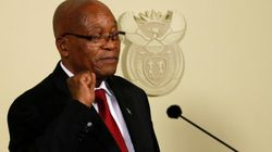 Jacob Zuma Resigns As President Of South