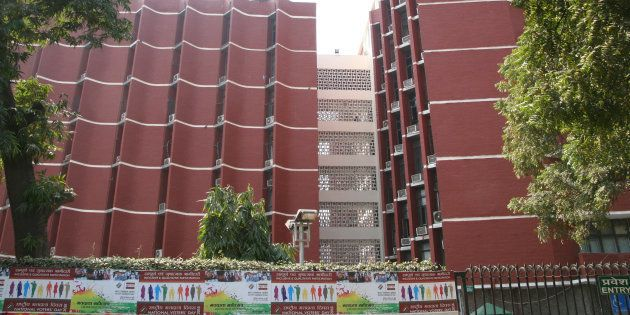 Headquarter of Election Commission of India is located on Ashoka Road New