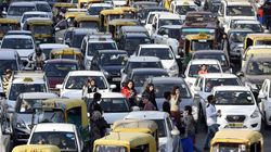 In The Race For The Slowest Moving Traffic Among Indian Cities, We Have A