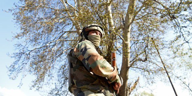 Militants Hole Up Inside Srinagar School, Two Army Personnel Injured In