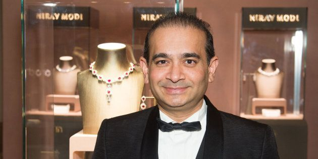 PARIS, FRANCE - SEPTEMBER 09: Nirav Modi attends the Nirav Modi Gala Dinner At La Biennale Paris at Le...